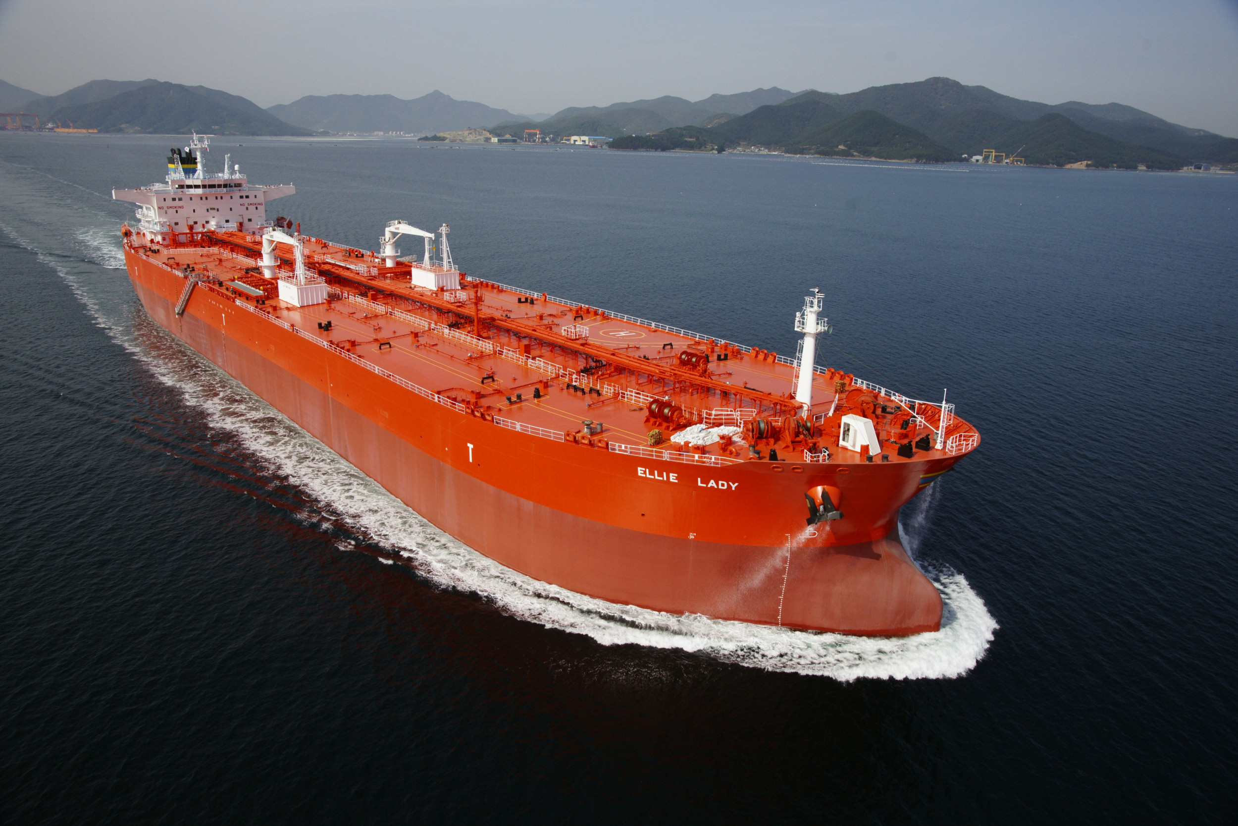 The Fuse Oil Tanker Rates Surge As Global Oversupply