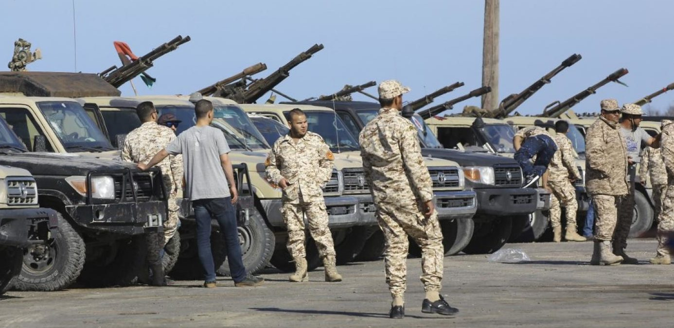 The Fuse | Libyan Civil War Threatens Oil Supply - The Fuse